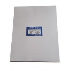 Bolsillo de Laminación Carta 22.6 x 29 cm 100 Un