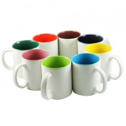 Mug Color Interno 11 Onzas